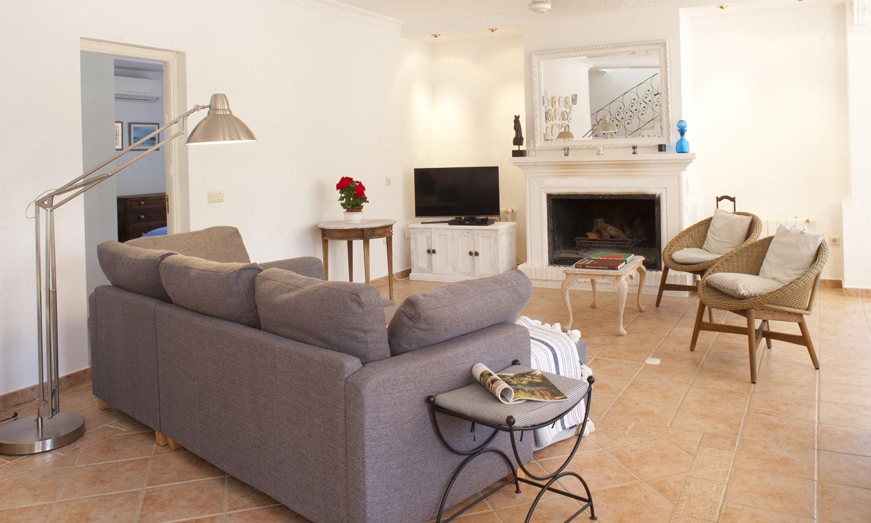 sitting room villa andalucia