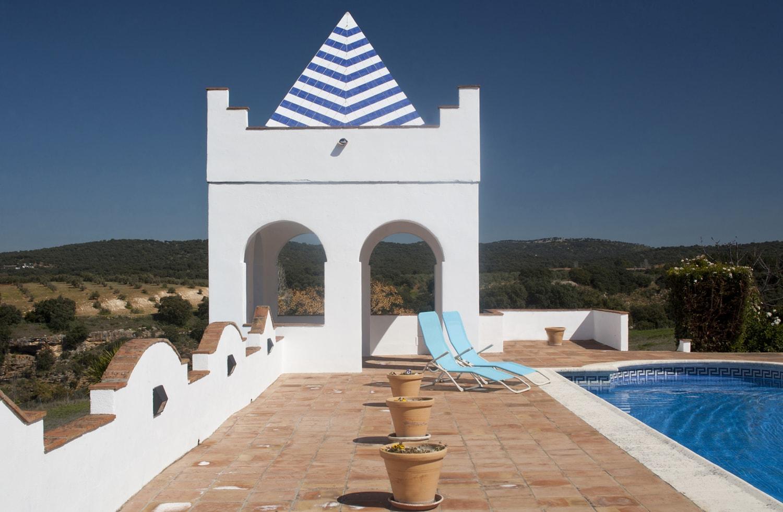 luxury pool andalucia