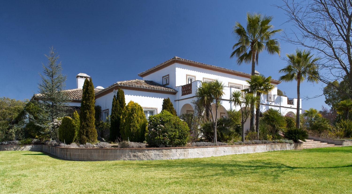 luxury villa holiday spain