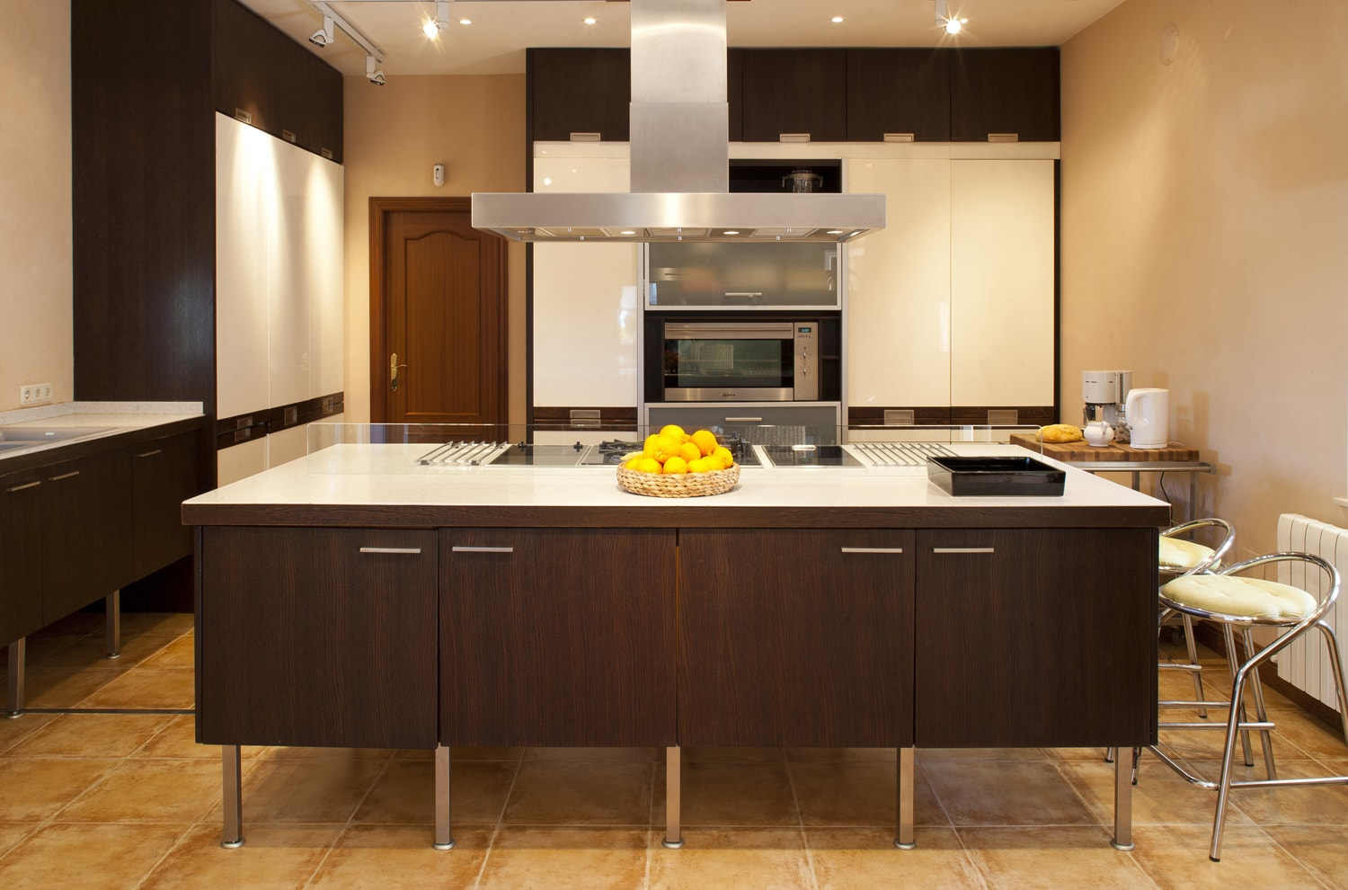 luxury kitchen villas andalucia