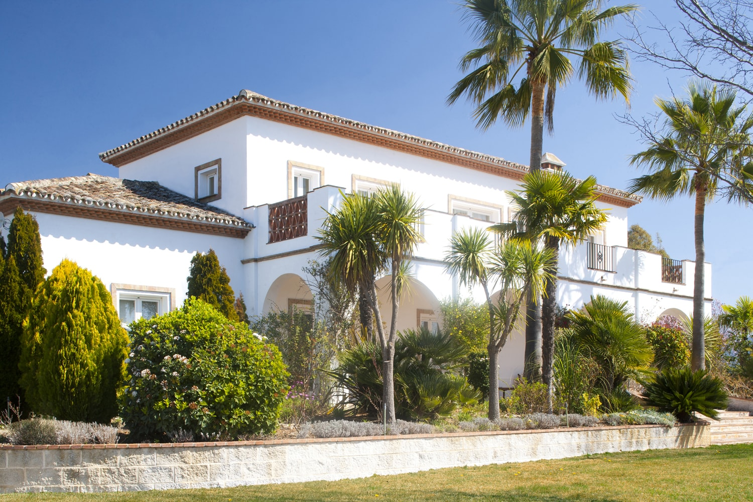 luxury villa andalucia