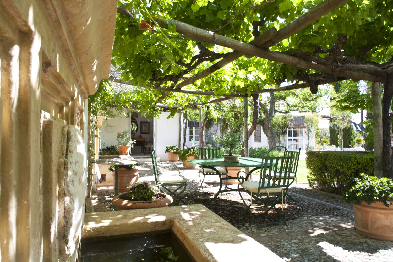 garden ronda spain villa