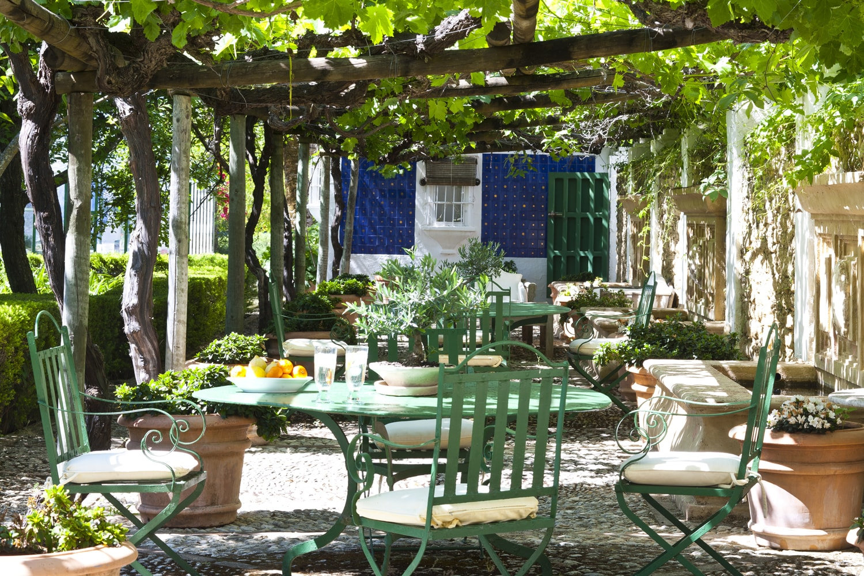 garden villas spain