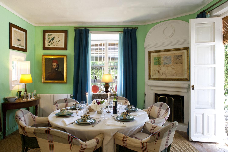 dining room ronda spain