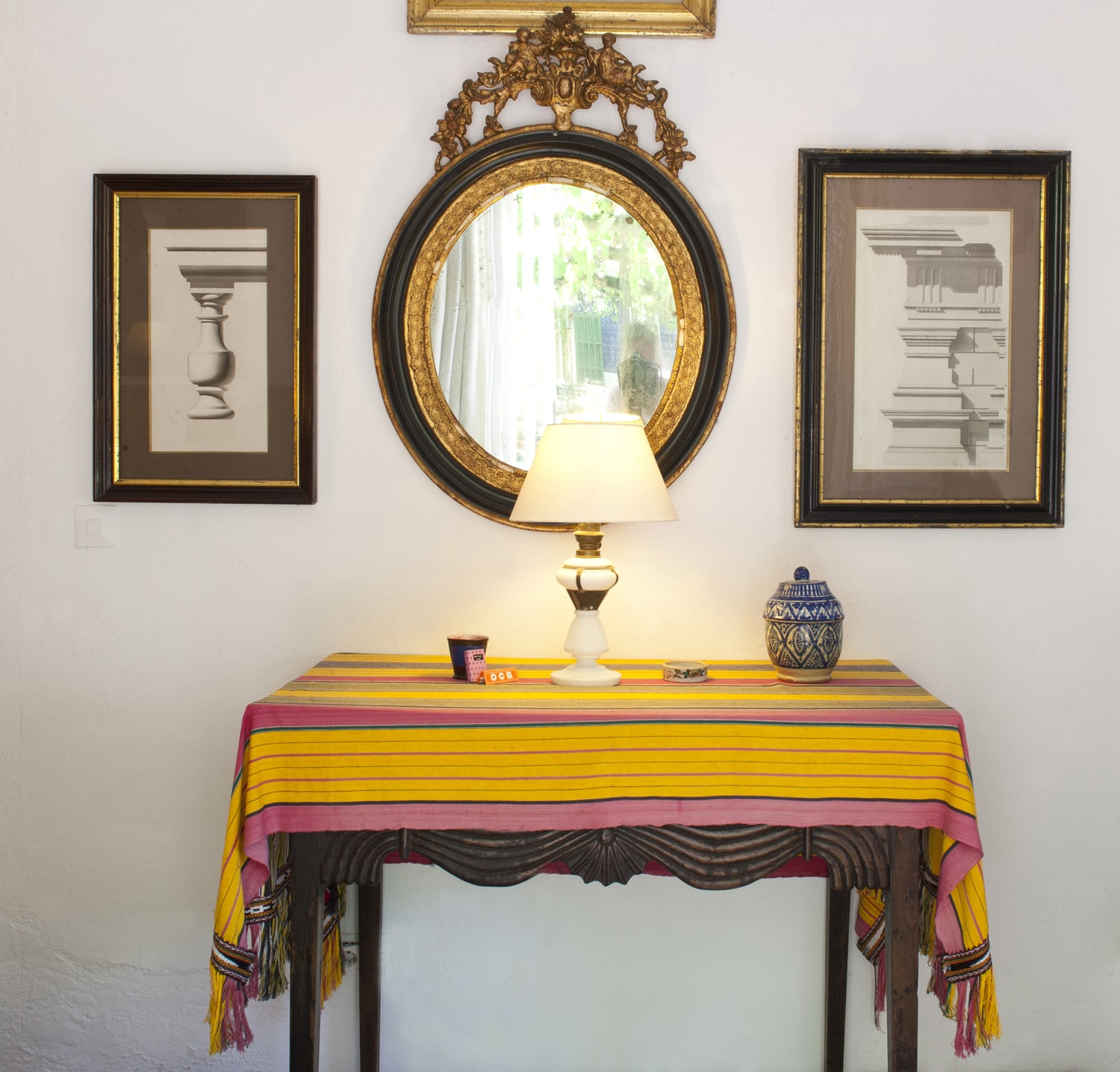 dressing table ronda spain