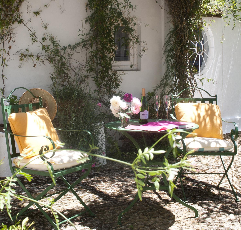 garden villa ronda andalucia