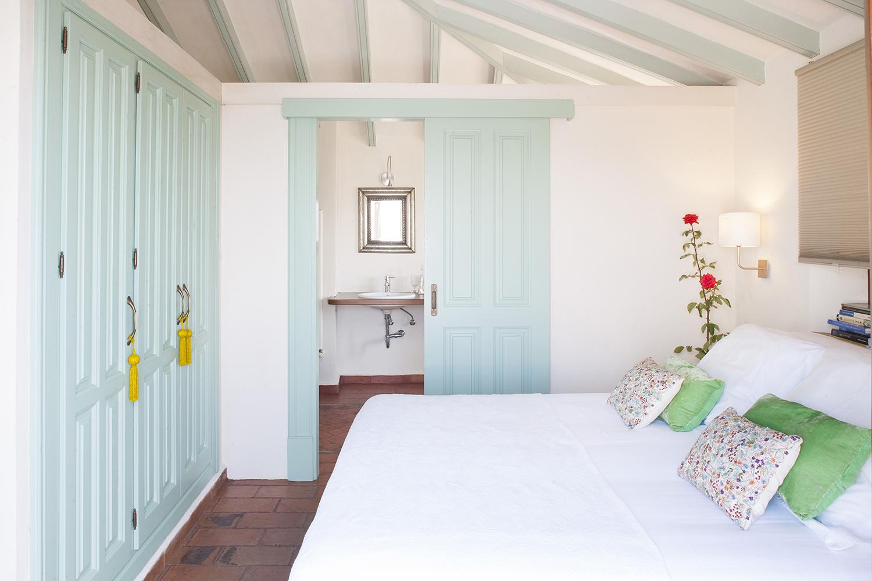 bedroom luxury villa andalucia