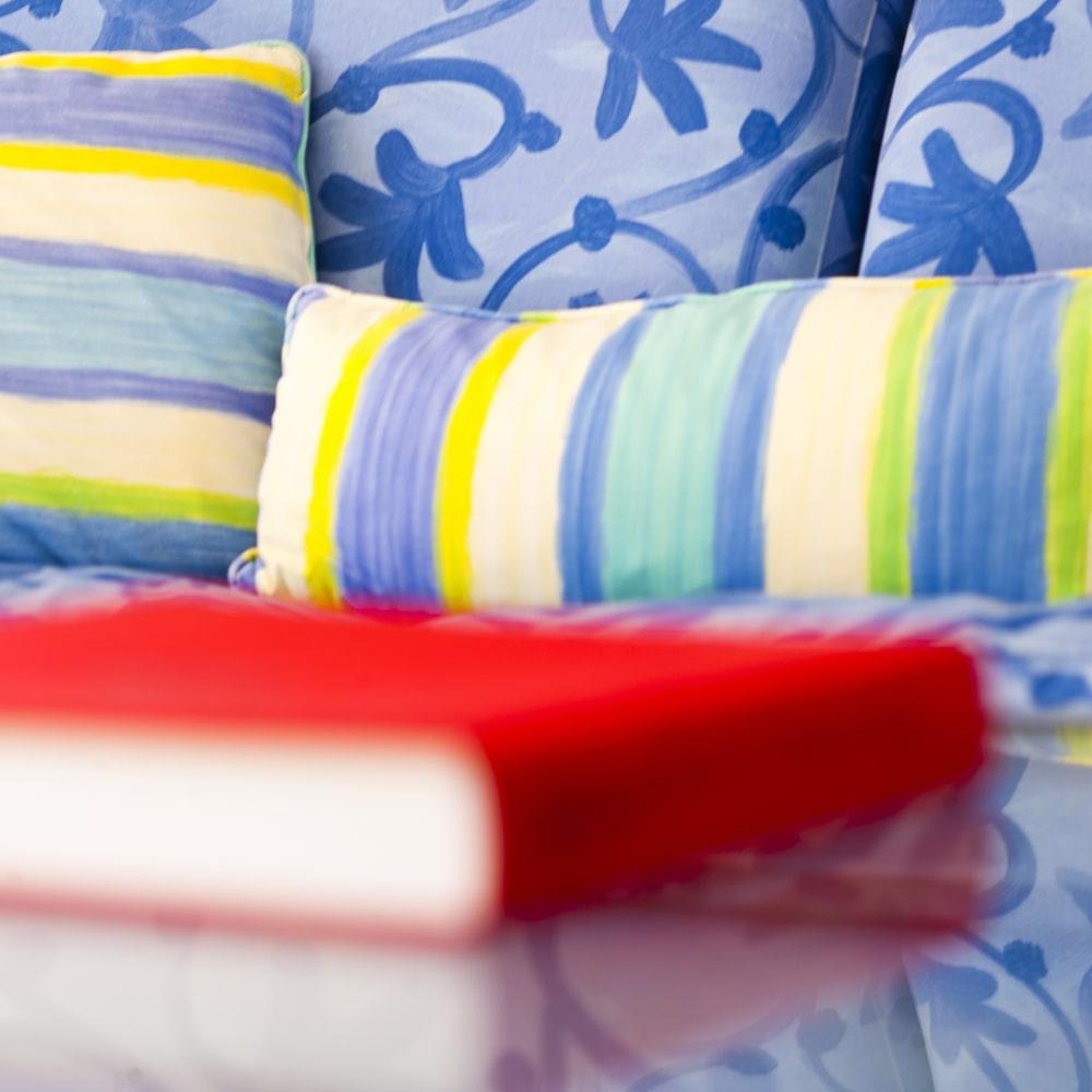 cushions villa holidays