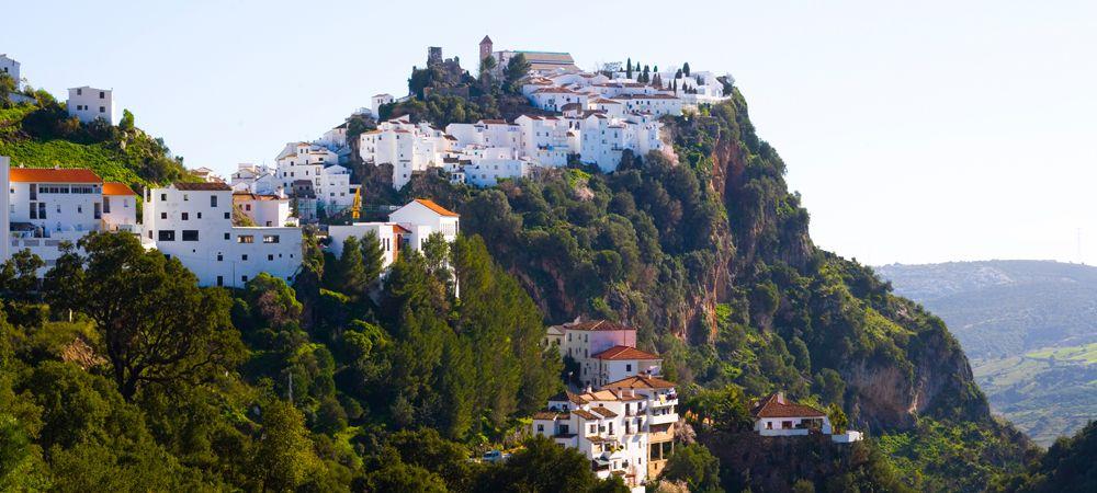 village of casares spain