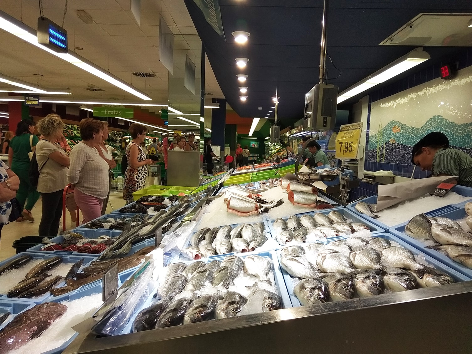supermarket ronda andalucia