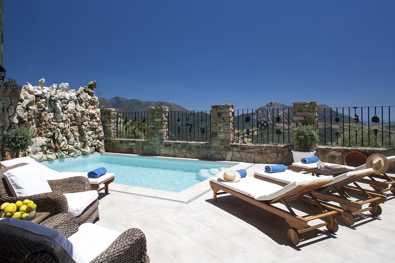 accommodation gaucin andalucia