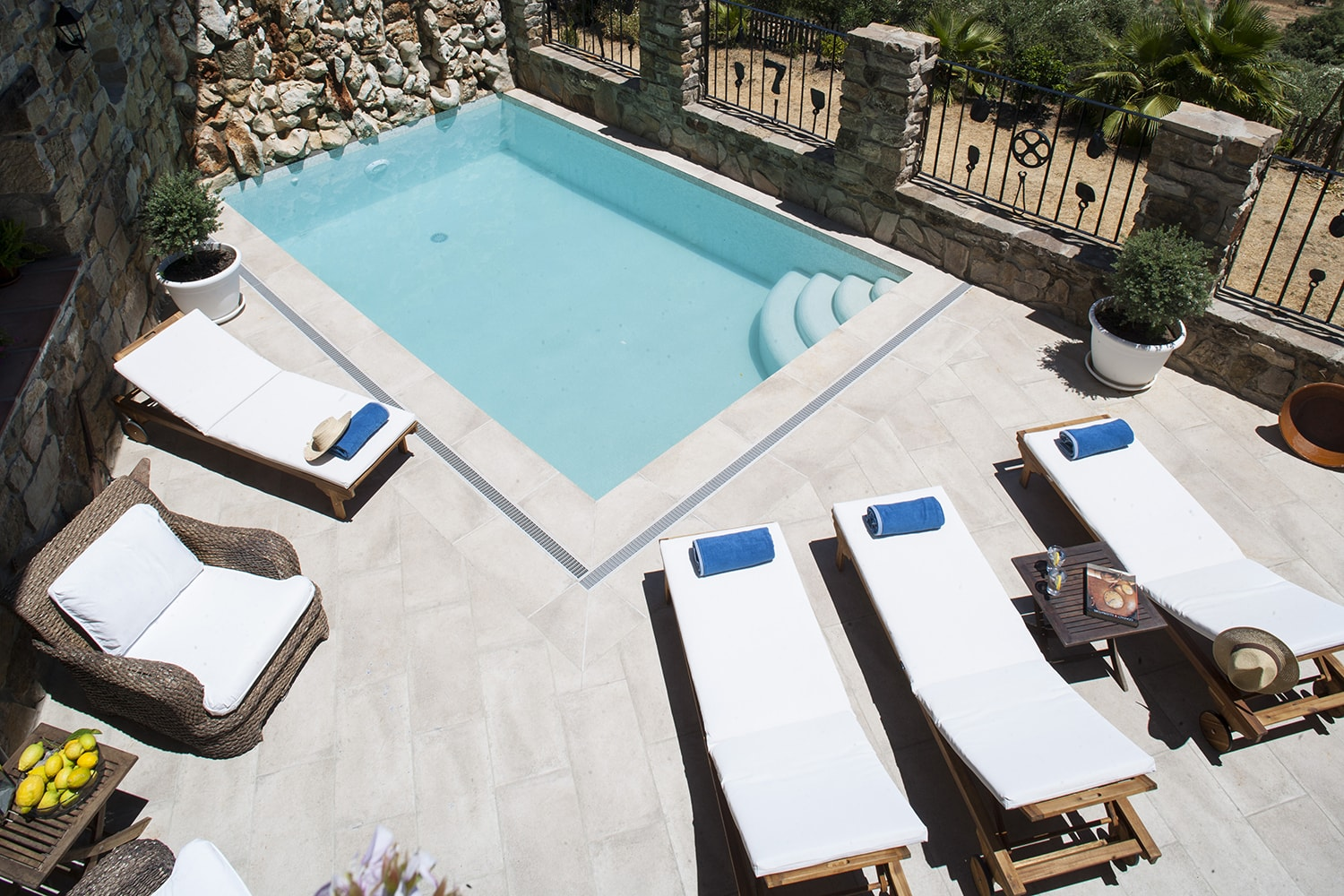 holiday apartment gaucin private pool