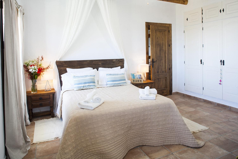 master bedroom gaucin spain