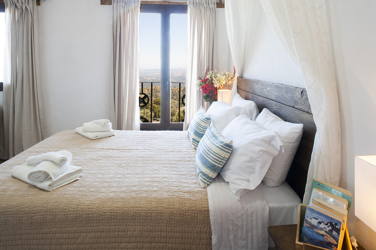 bedroom apartment andalucia