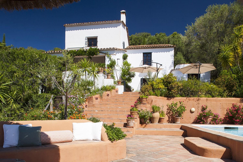 gaucin villa in andalucia