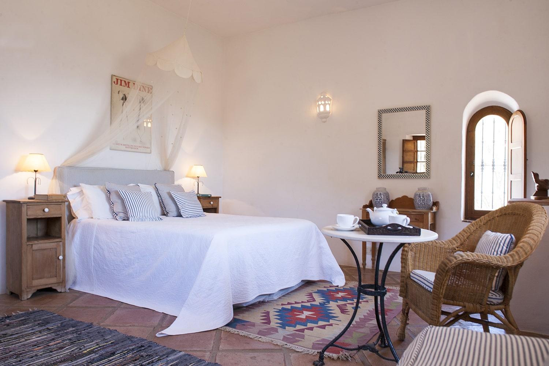 bedroom villa gaucin
