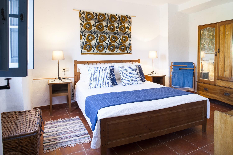 master bedroom villa olvera