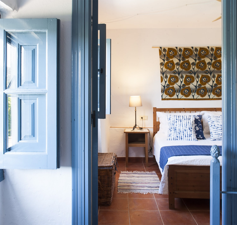 upstairs landing villa to rent spain