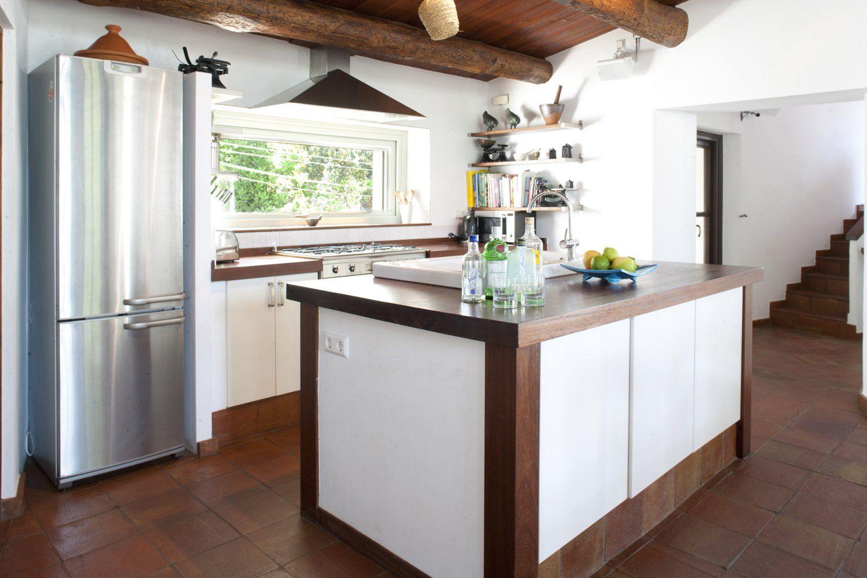 kitchen in gaucin