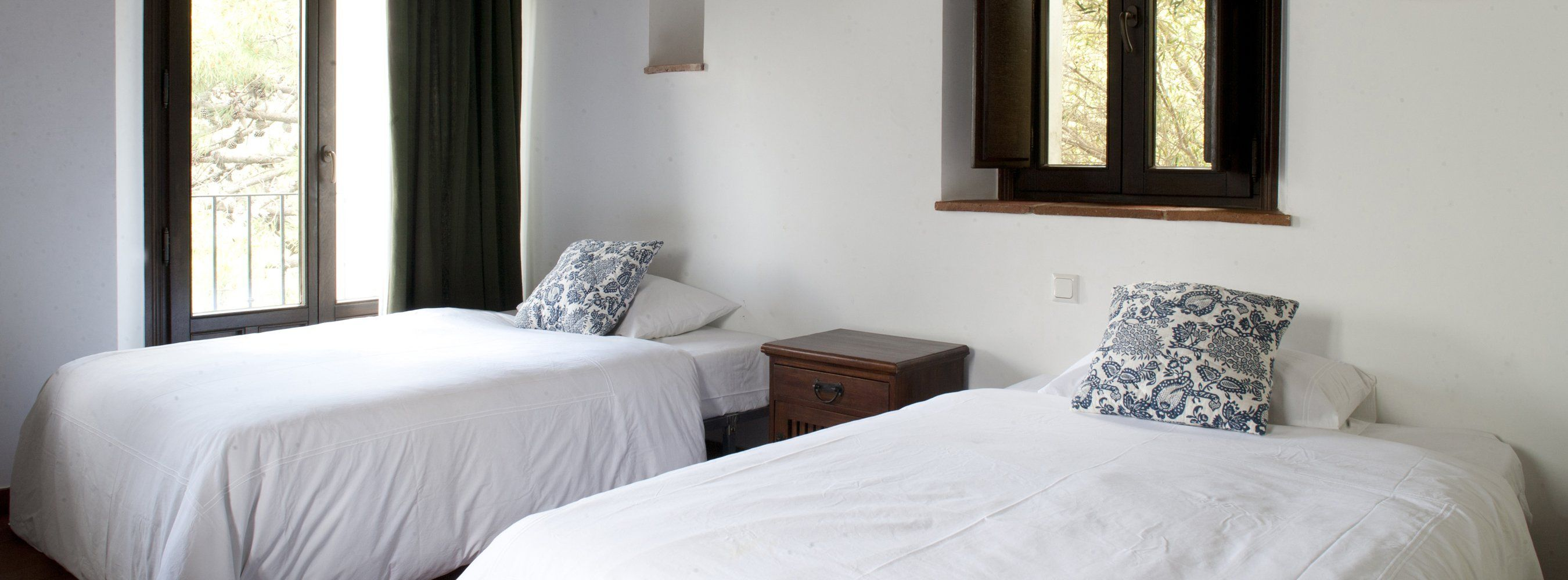 twin villa room