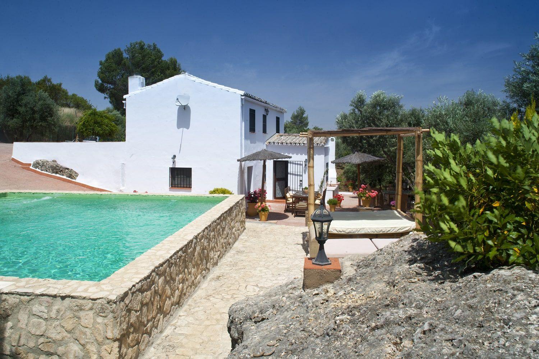 ronda villa terrace