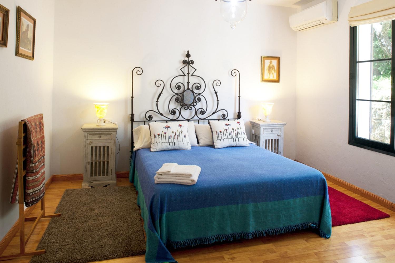 master bedroom villa andalucia