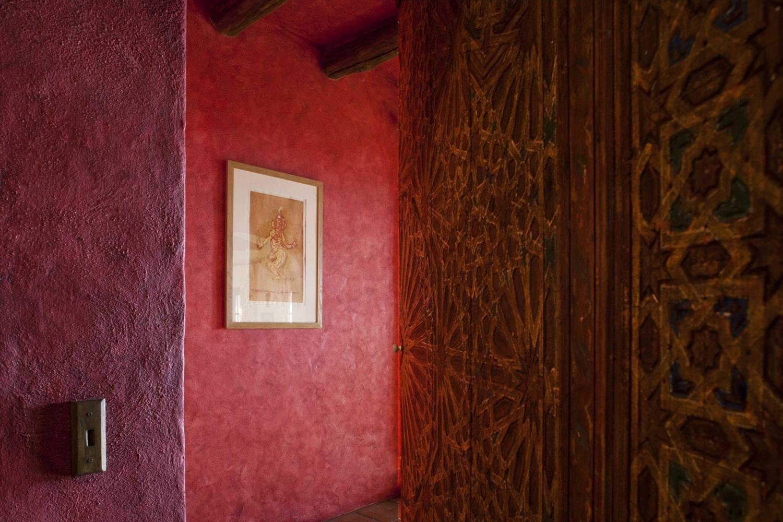 dining room entrance gaucin
