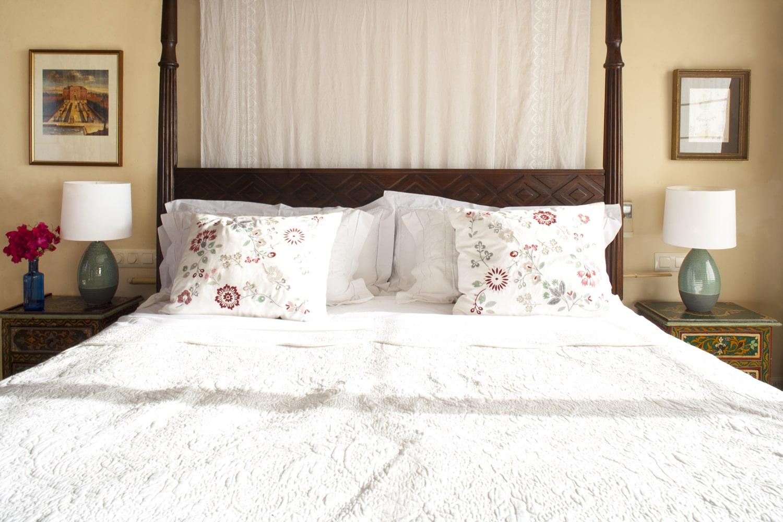 master bedroom in spain