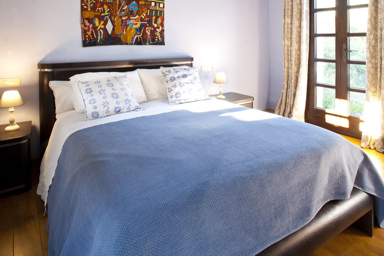 bedroom gaucin