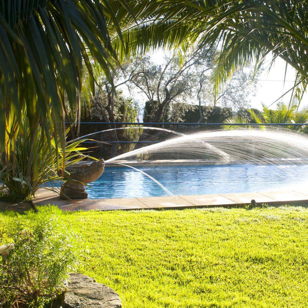 garden and pool ronda