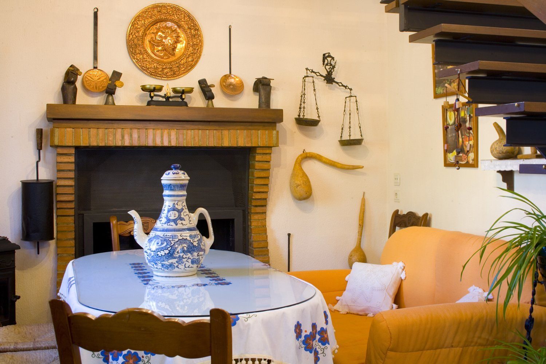 kitchen villa andalucia