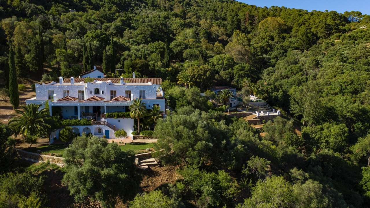 luxury villa spain andalucia