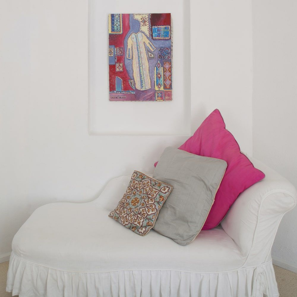 chaiselongue bedroom