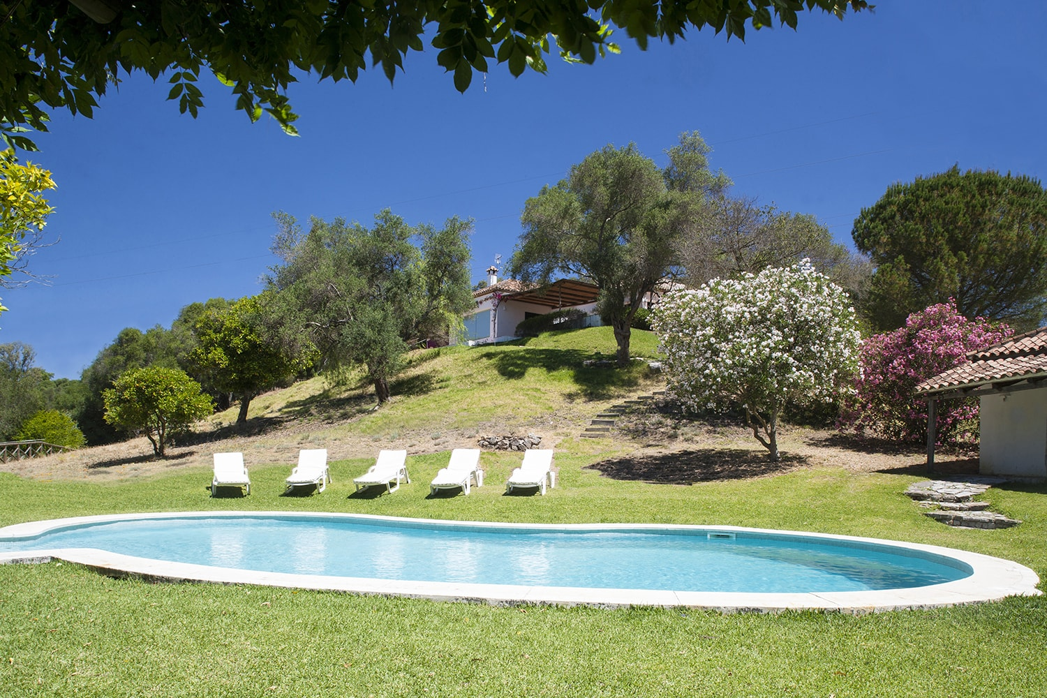 villas to rent andalucia spain
