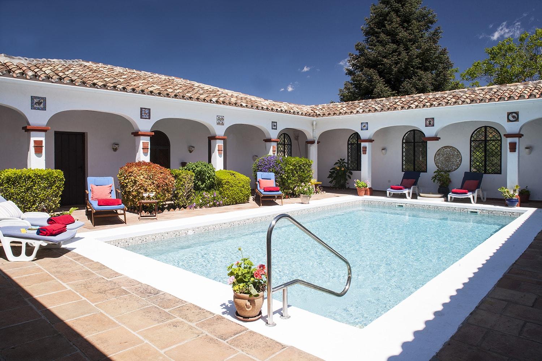 villas andalucia spain