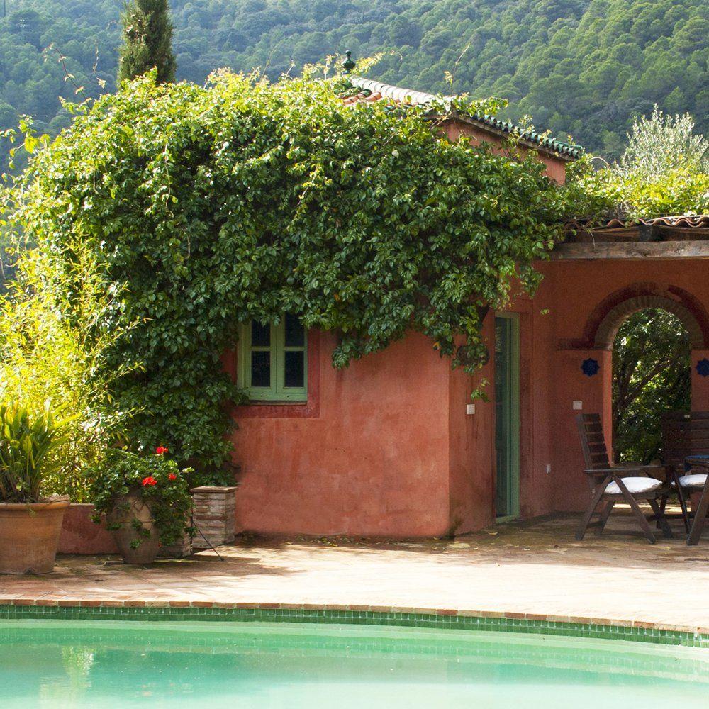 casita in garden