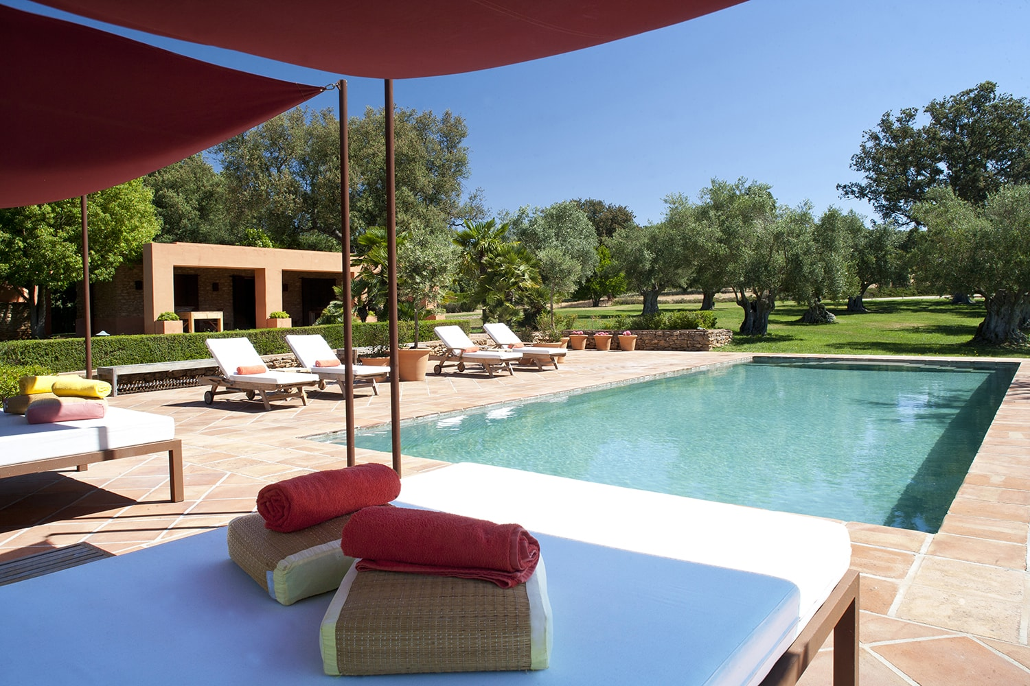 luxury holiday villa andalucia spain