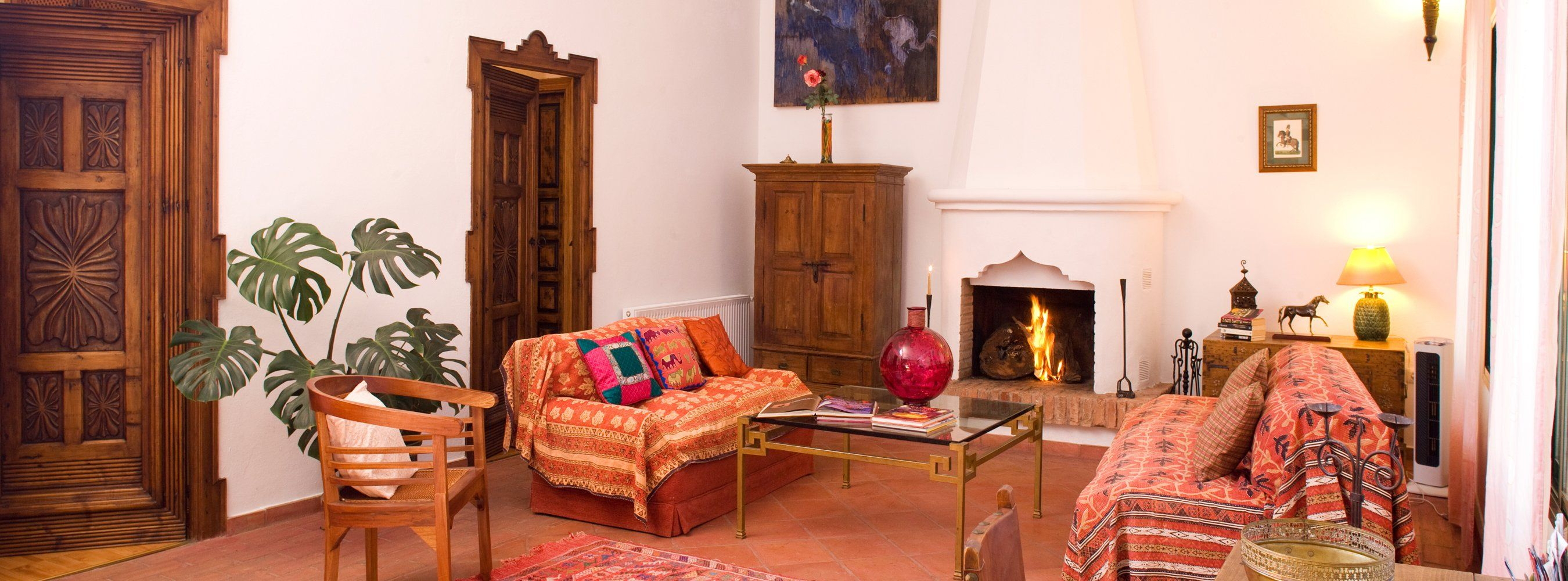 andalucian sitting room