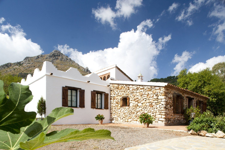 north facade casa morocco