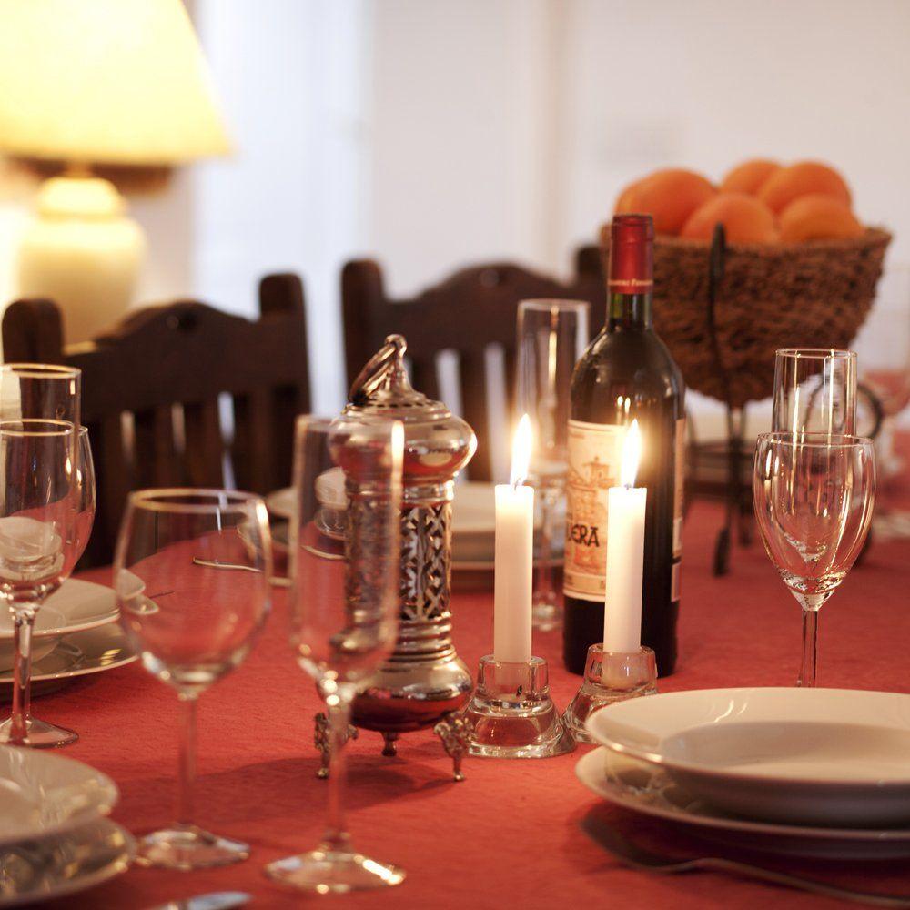 evening supper ronda andalucia