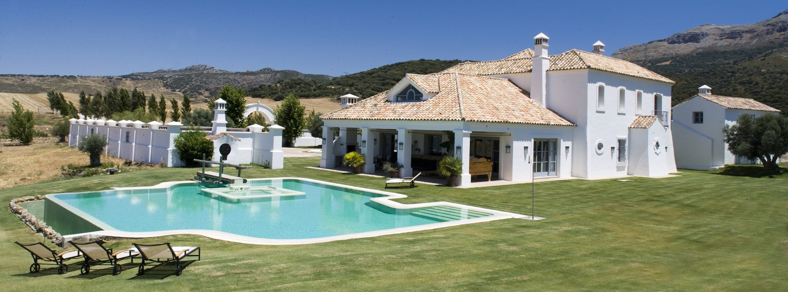 luxury villa ronda