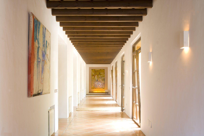 hallway villa ronda