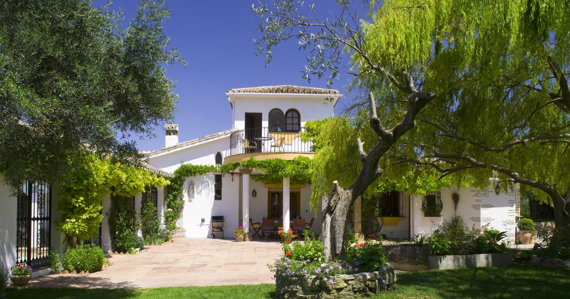 luxury villa to rent in ronda