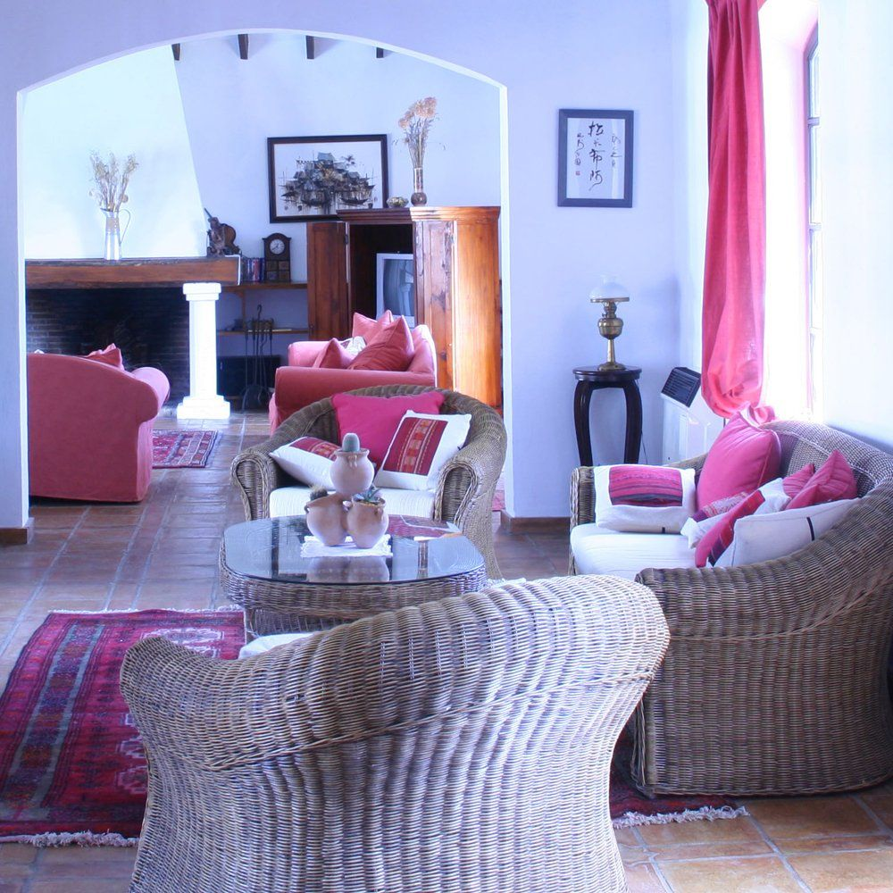 villa sitting room andalucia