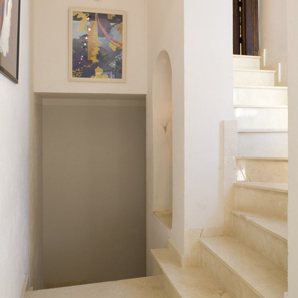 stairs villa andalucia