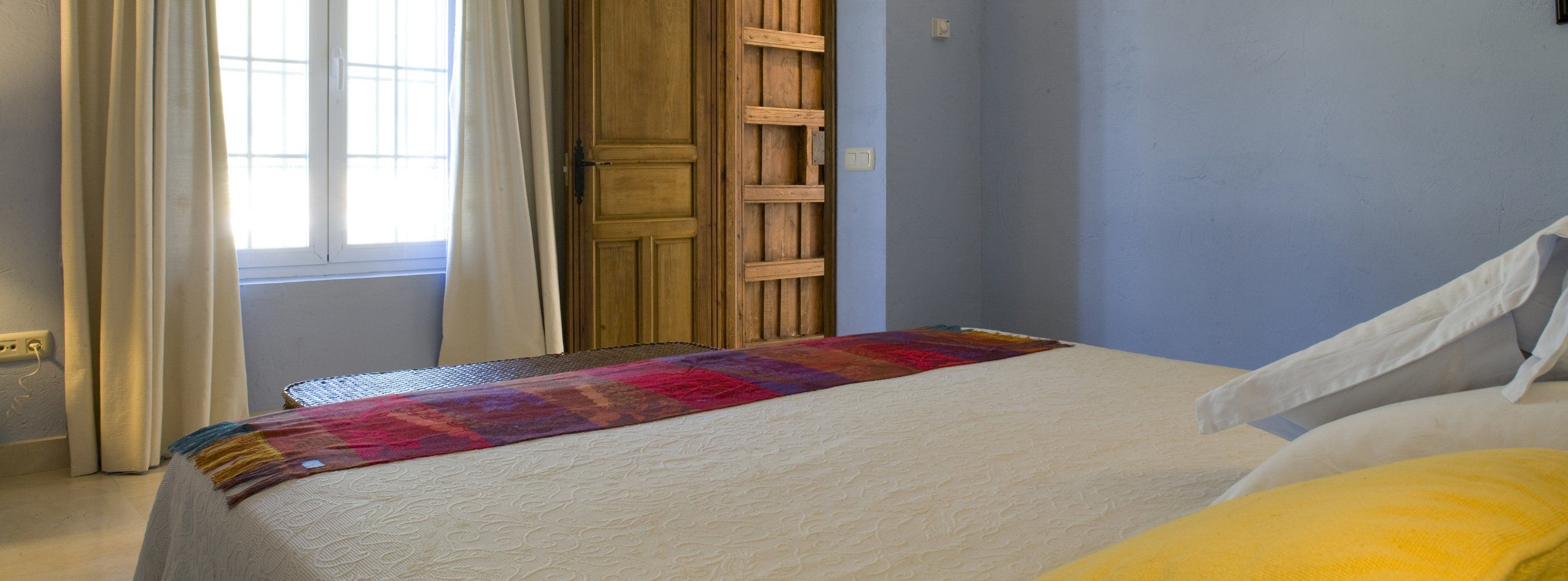 bedroom villa ronda