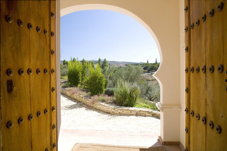 front door andalucia