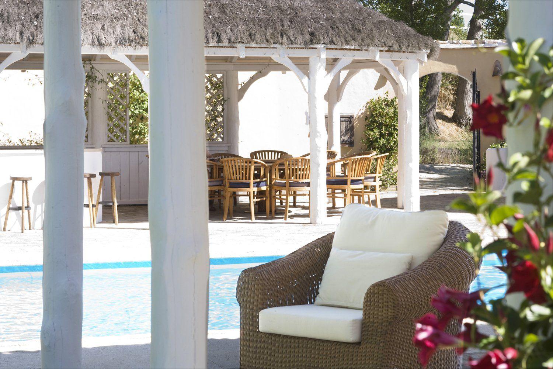 pool house luxury el noque