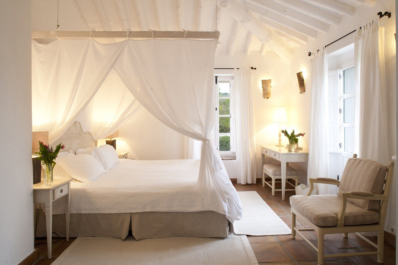 superb bedroom in luxury ronda villa