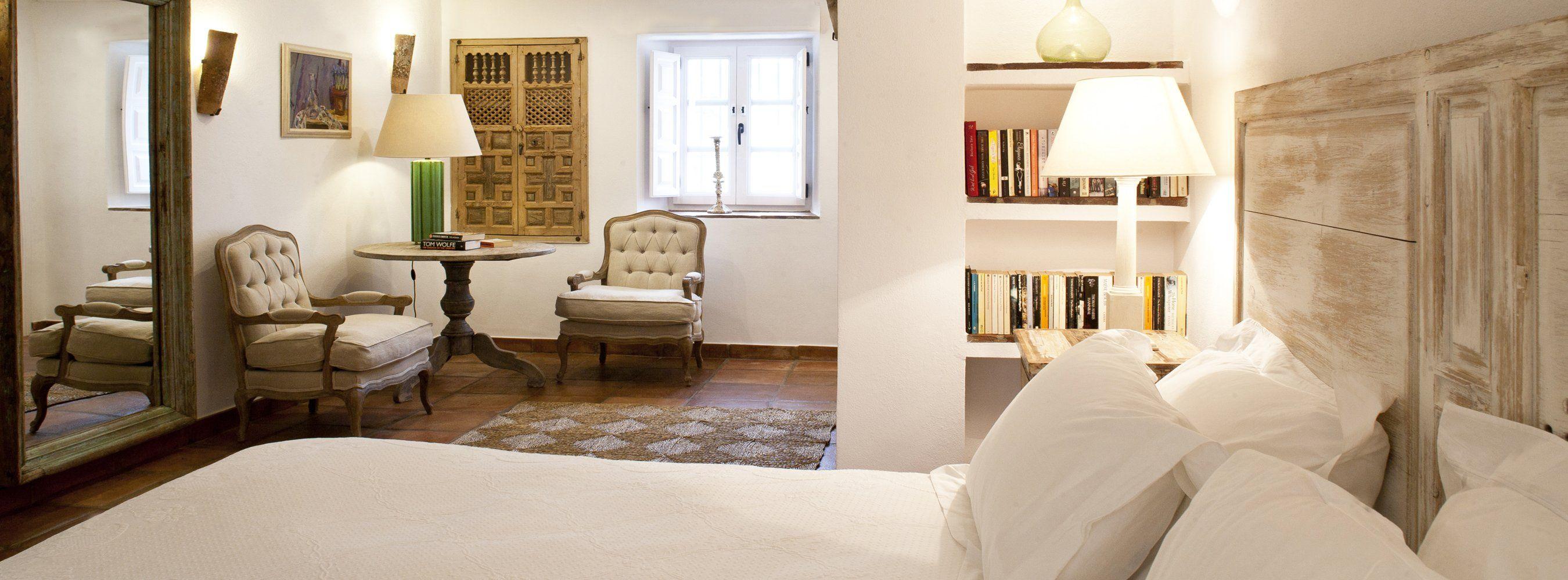 luxurious bedroom in el noque